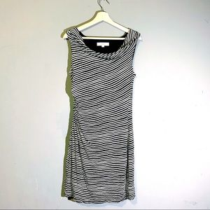 Ann Taylor LOFT | Dress Sleeveless Cowl Neck Med